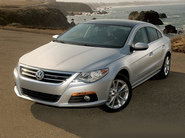 2010 Volkswagen CC VR6 Highline 4Motion AWD