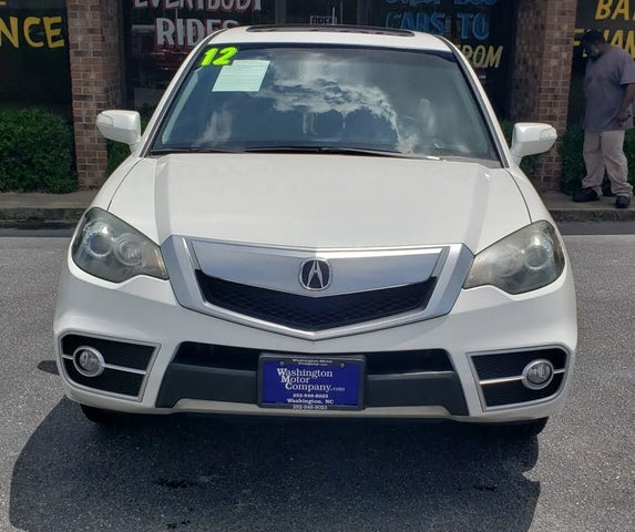 2011 Acura RDX For Sale In Jacksonville, NC
