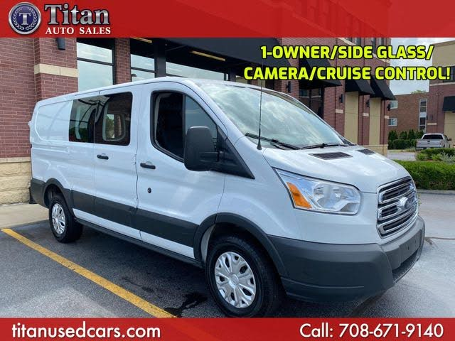 Used Ford Transit Cargo For Sale In Chicago Il Cargurus