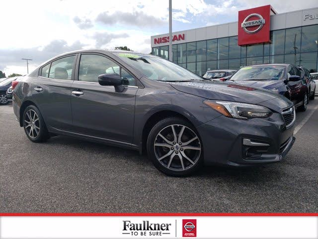 2019 Subaru Impreza 2.0i Limited Sedan AWD