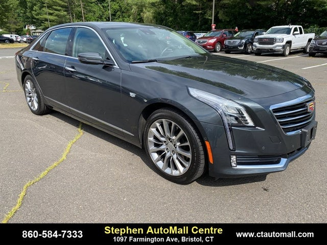 2017 Cadillac CT6 3.6L Premium Luxury AWD for Sale in ...