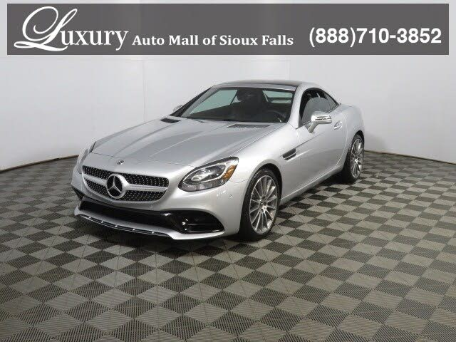 Car Dealerships In Sioux Falls Sd >> New Mercedes-Benz SLC-Class for Sale in Sioux Falls, SD ...