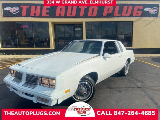 1987 Oldsmobile Cutlass Supreme Coupe RWD