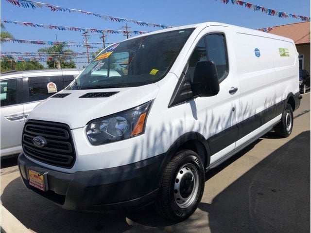 2018 Ford Transit Cargo 150 3dr LWB Low Roof Cargo Van with 60/40 Passenger Side Doors