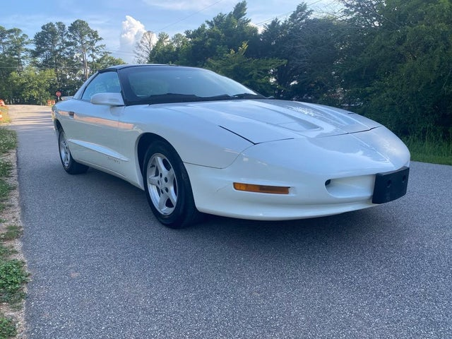 1996 Pontiac Firebird Base