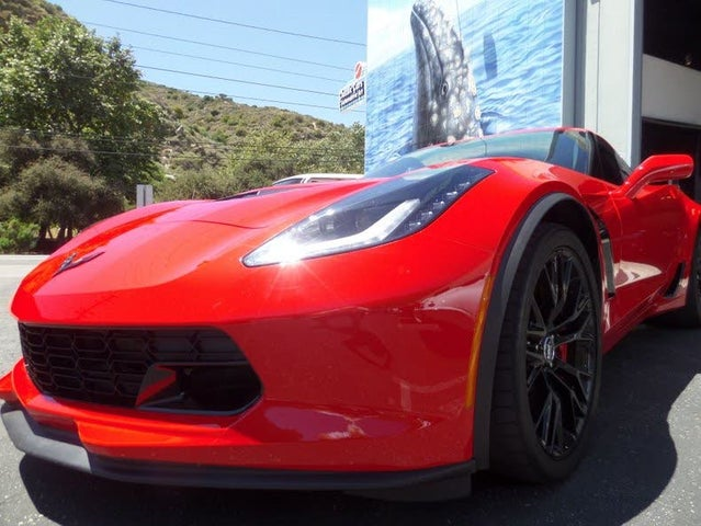 2015 Chevrolet Corvette Z06 3LZ Coupe RWD
