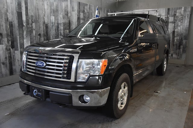 2010 Ford F-150 XLT LB 4WD