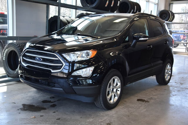 2019 Ford EcoSport SE FWD