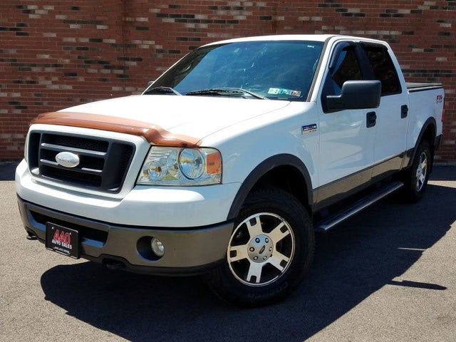 2006 Ford F-150 FX4 SuperCrew Flareside 4WD