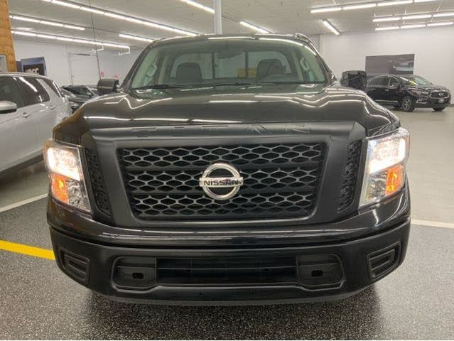 2018 Nissan Titan S Single Cab RWD