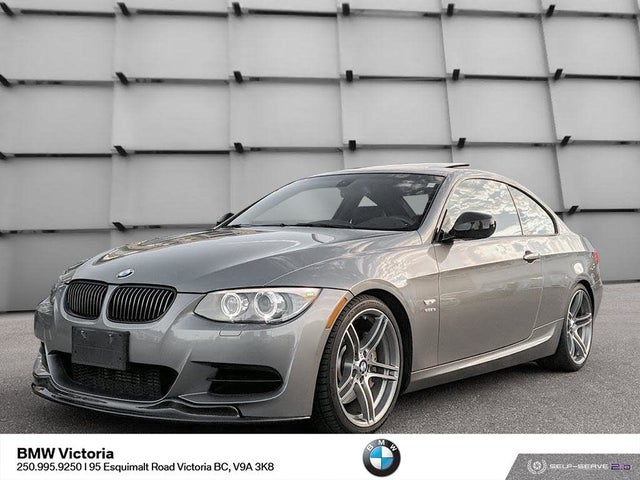 2012 BMW 3 Series 335is Coupe RWD