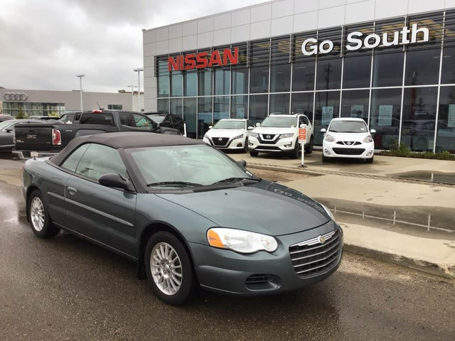 2005 Chrysler Sebring Convertible FWD