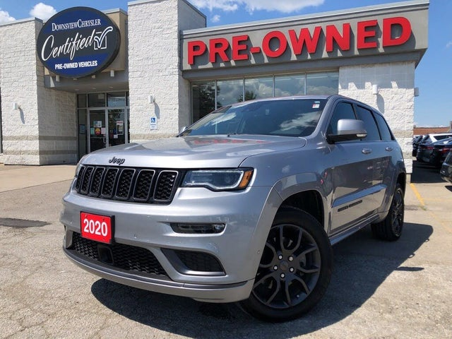 2020 Jeep Grand Cherokee High Altitude 4WD