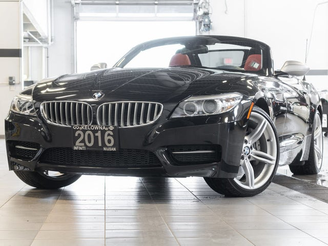 2016 BMW Z4 sDrive35is Roadster RWD