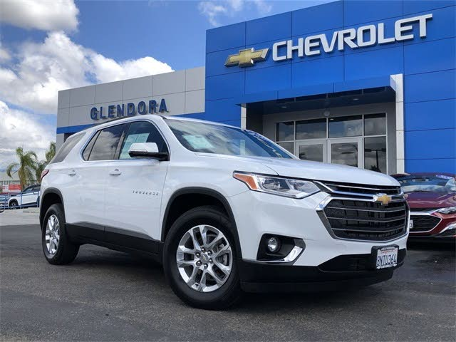 2020 Chevrolet Traverse LT Cloth FWD