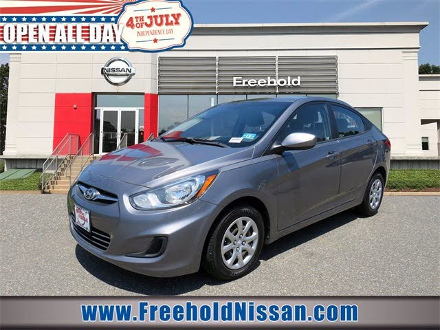 2014 Hyundai Accent GLS Sedan FWD