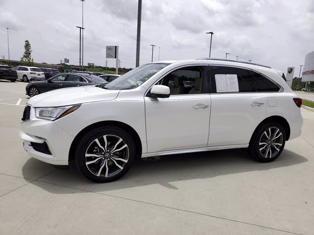 2020 Acura MDX FWD with Advance Package