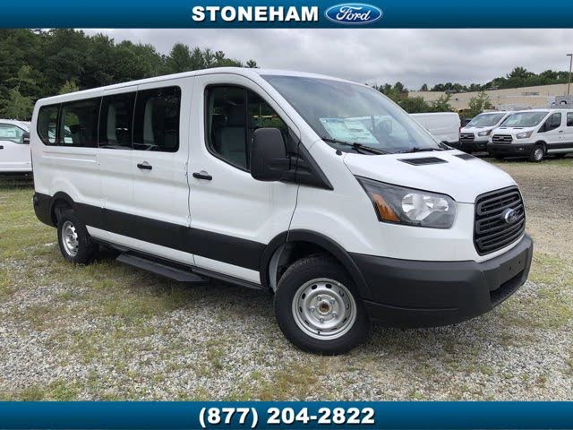 2019 Ford Transit Passenger 350 XL Low Roof LWB RWD with 60/40 Passenger-Side Doors