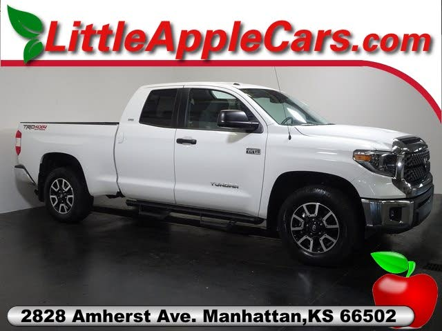 2018 Toyota Tundra Limited Double Cab 5.7L FFV 4WD