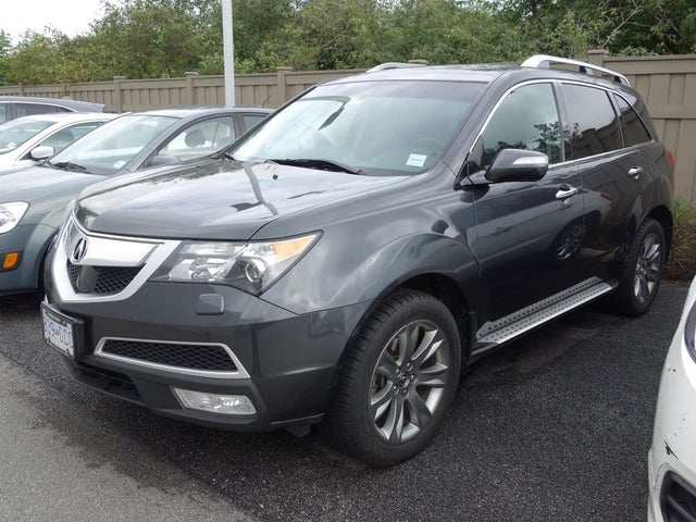 2013 Acura MDX SH-AWD with Elite Package