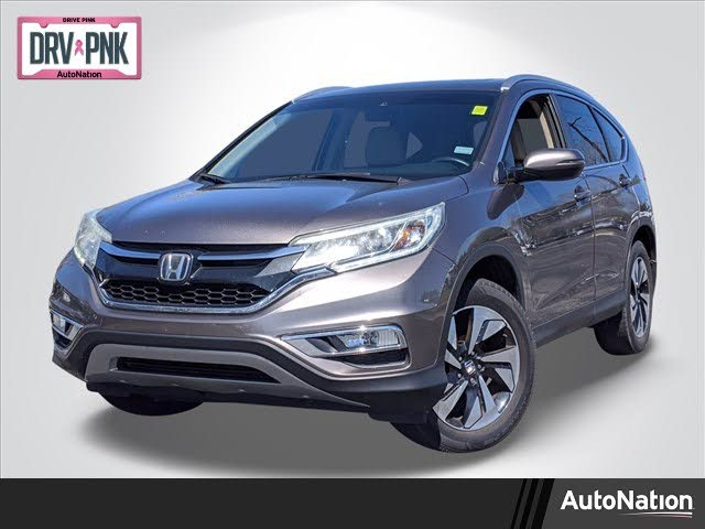 2015 Honda CR-V Touring FWD