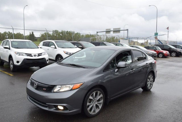 2012 Honda Civic Si with Navigation