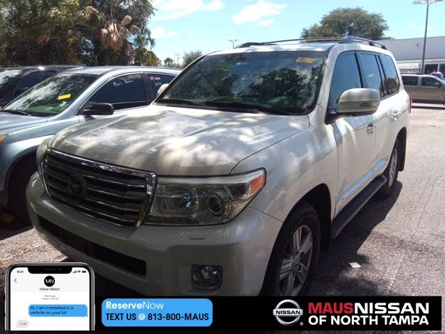 2013 Toyota Land Cruiser AWD