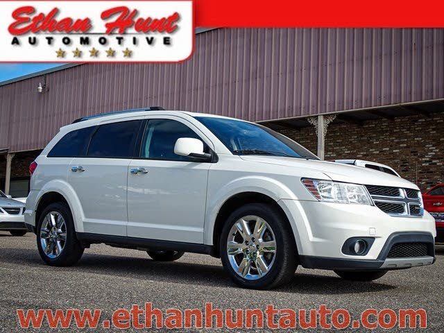 2014 Dodge Journey Limited FWD