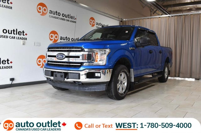 2019 Ford F-150 XLT SuperCrew 4WD