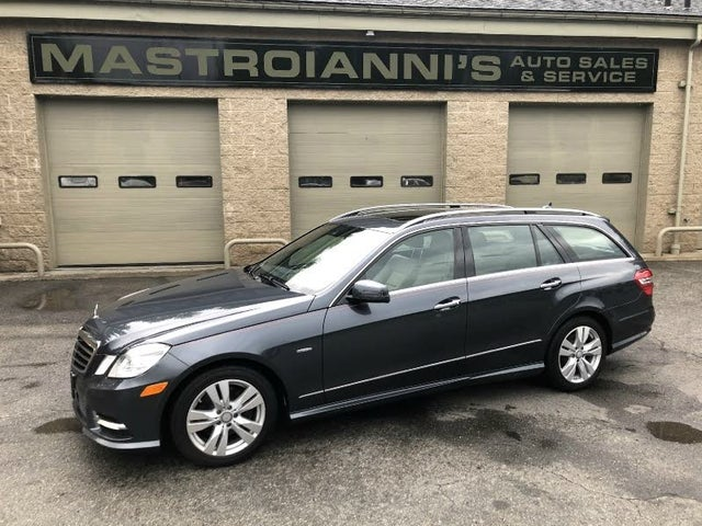 2012 Mercedes-Benz E-Class E 350 Luxury 4MATIC Wagon