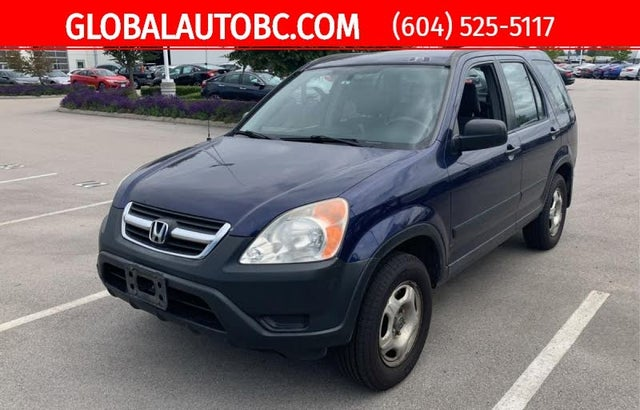 2003 Honda CR-V LX AWD