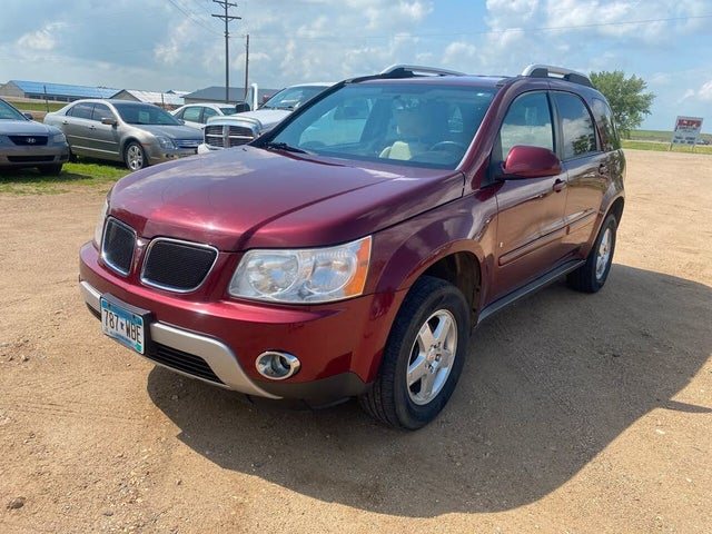 2007 Pontiac Torrent Base AWD