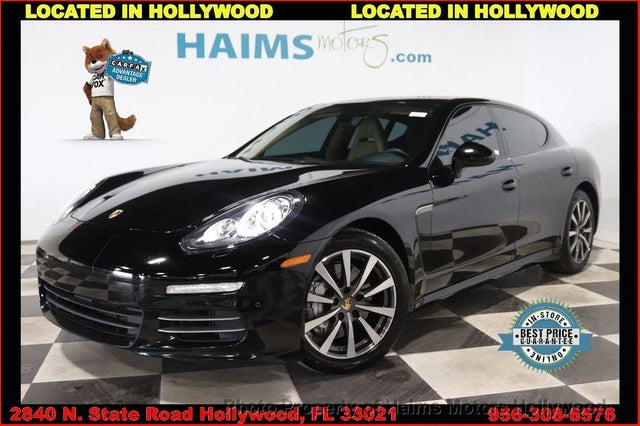 Used 2016 Porsche Panamera 4s Executive For Sale With Photos Cargurus