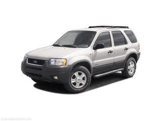 2002 Ford Escape XLT AWD
