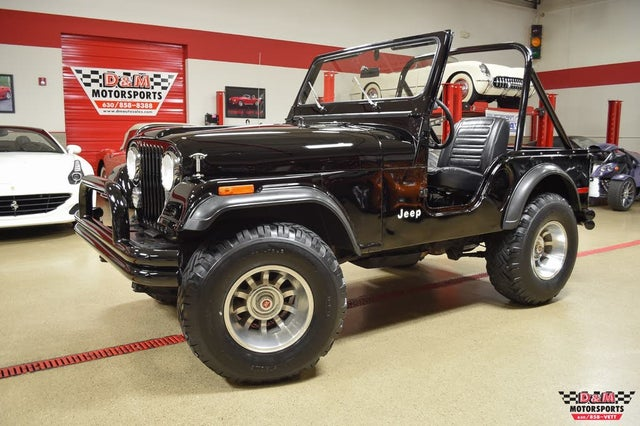 1979 Jeep CJ-5 4WD