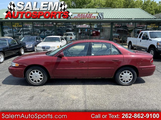 2003 Buick Century Custom Sedan FWD