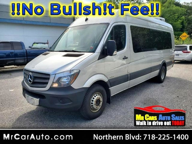 2014 Mercedes-Benz Sprinter 3500 170 WB Regular Cab DRW Chassis