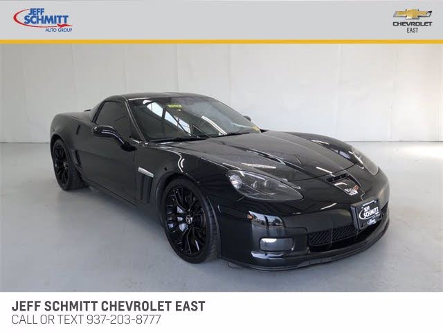 2010 Chevrolet Corvette Z16 Grand Sport 1LT Coupe RWD