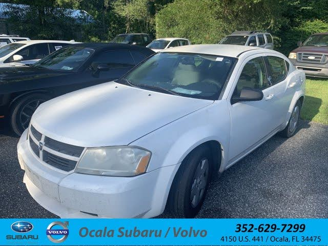 2008 dodge avenger for sale in chiefland fl cargurus cargurus