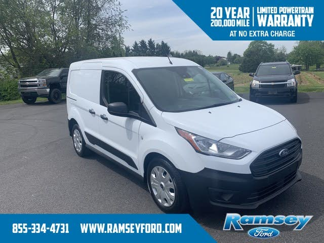 2020 Ford Transit Connect Cargo XL FWD with Rear Cargo Doors