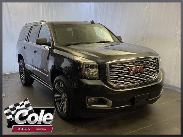 2018 Gmc Yukon Denali 4wd For Sale In Louisville Ky Cargurus