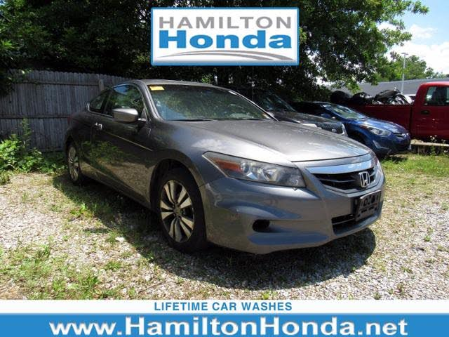 2011 Honda Accord Coupe LX-Sport