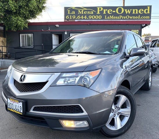 2011 Acura MDX For Sale In La Jolla, CA