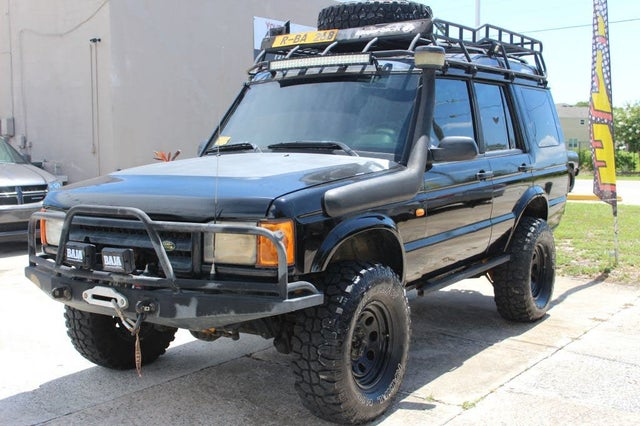 1999 Land Rover Discovery Series II AWD