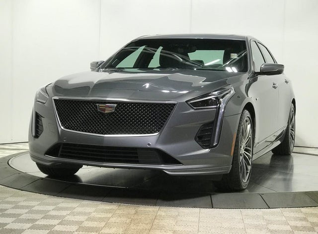 2019 Cadillac CT6-V for Sale in Chicago, IL - CarGurus
