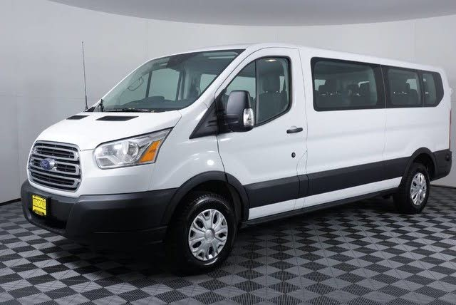 2019 Ford Transit Passenger 350 XL Low Roof LWB RWD with Sliding Passenger-Side Door