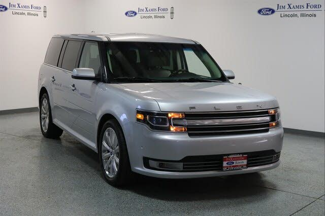 Used Ford Flex For Sale In Decatur Il Cargurus