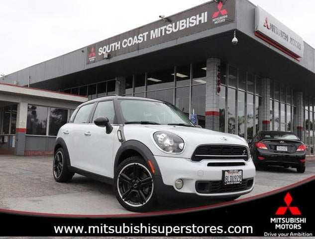 2015 MINI Countryman S FWD