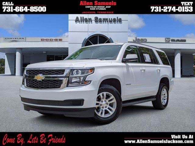 Used Chevrolet Tahoe For Sale In Dyersburg Tn Cargurus