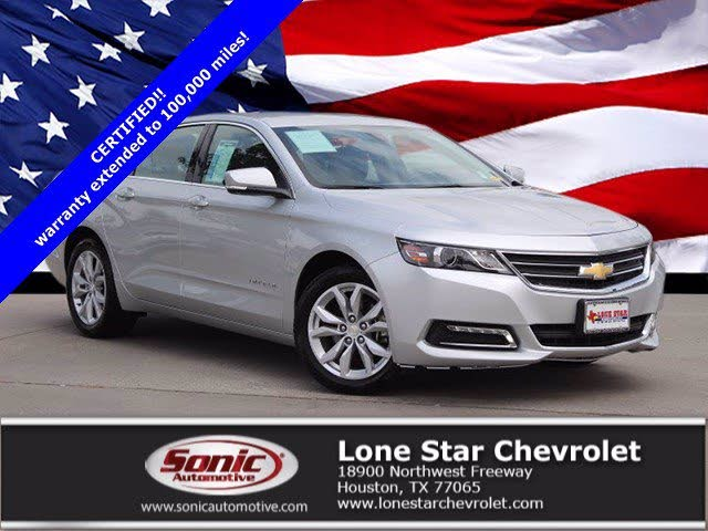 Used Chevrolet Impala For Sale In Houston Tx Cargurus